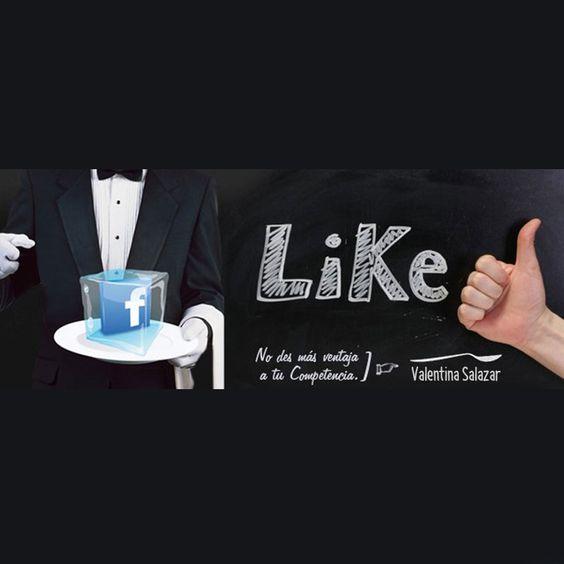 No le des ventaja a tu competencia... Muestra tus platos en facebook #MarketingGastronómico