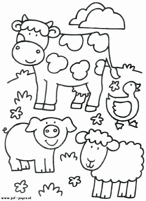 Farm Animal Coloring Page Awesome Animal Coloring Pages Printable Farm Animals Colouring Farm Coloring Pages Animal Coloring Books Farm Animal Coloring Pages