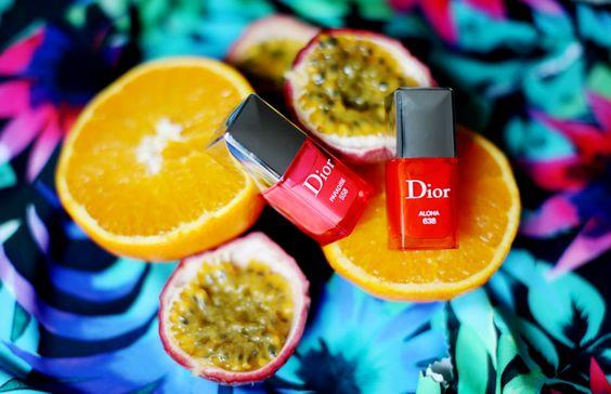 tropical dior #splendidsummer