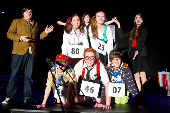 The Marvelwood Players present: The 25th Annual Putnam County Spelling Bee