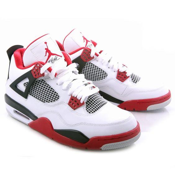 Nike Air Jordan 4 Ukutabs De Ciment