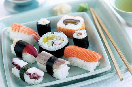 Sushi-Kurs-Exklusiv– Schenken Sie Erlebnisse von Jochen Schweizer