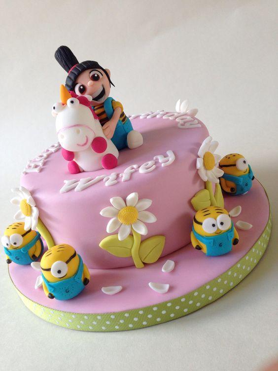 Happy Birthday Agnes Despicable Me