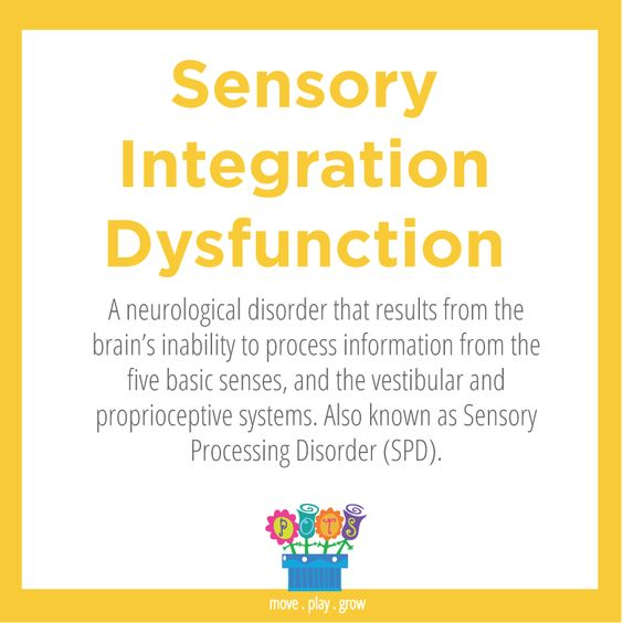 sensory integration disorder Distraction impulsivity lashing out sensory processing disorder and adhd  have striking similarities so how do you distinguish symptoms in your child.