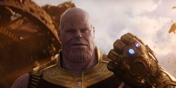 Avengers: Infinity War and Avengers: Endgame