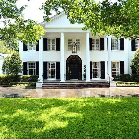 Houston tx river oaks home sweet home pinterest for Beautiful homes in houston