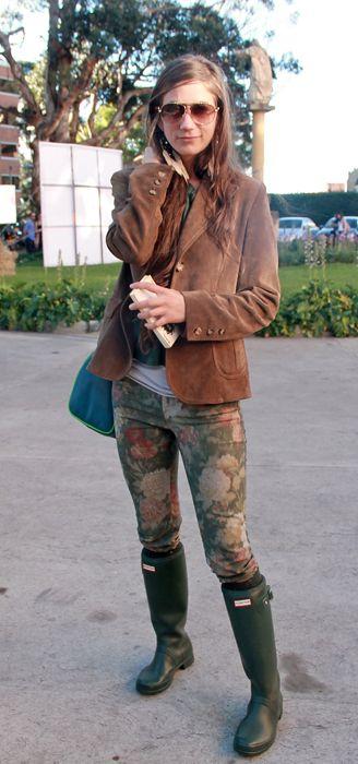 Ropa para días de sol, En la calle: moda urbana - Fucsia.co - Últimas Noticias