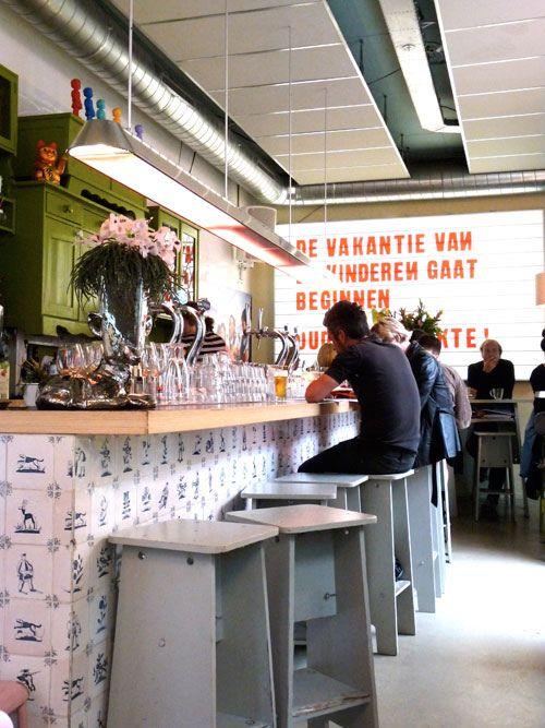 pretty cafe