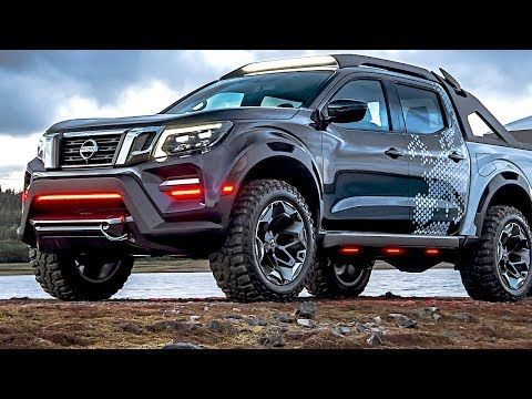 2019 Nissan Navara Dark Sky Space Hunter World Premiere 2019