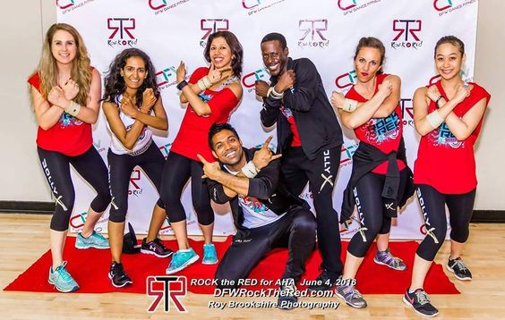 Clique  #nofilter #RocktheRed #Texas #Dallas #bollyx #bollywood #bhangra #dance #family #unity #swag #fitfam #fitness #health #wellness #dogood #workhardplayhard #startuplife #grind