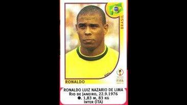 Ronaldo.  Goleador historico de los mundiales. Jugo2 19 partidos en 4 mundiales EEUU 94, Francia 94, Corea - Japón 2002, Alemania 2006.