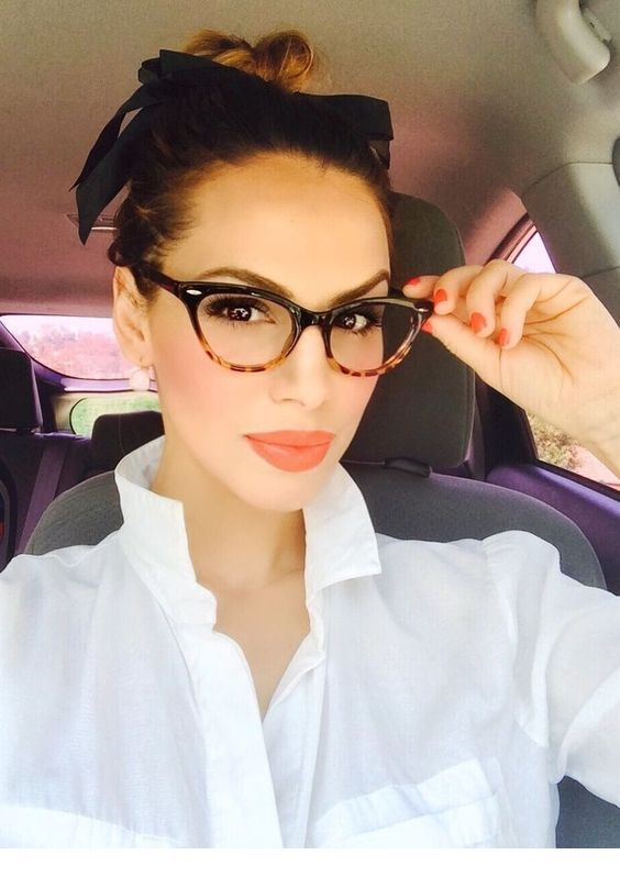 Cat Eye Makeup Fashion Eye Glasses Cat Eye Glasses Eyeglasses