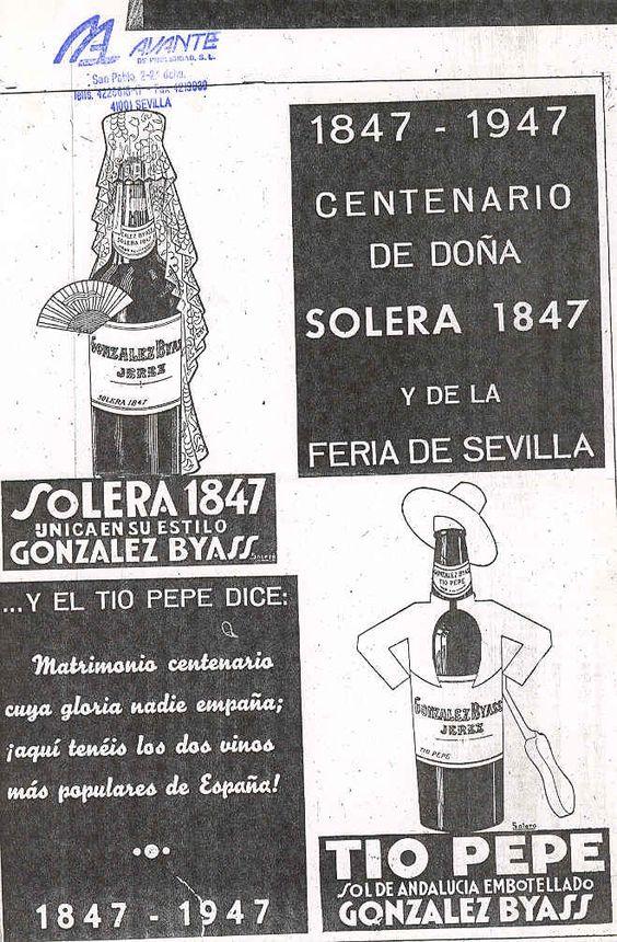 """1947: Centenario de """"Doña Solera""""."""