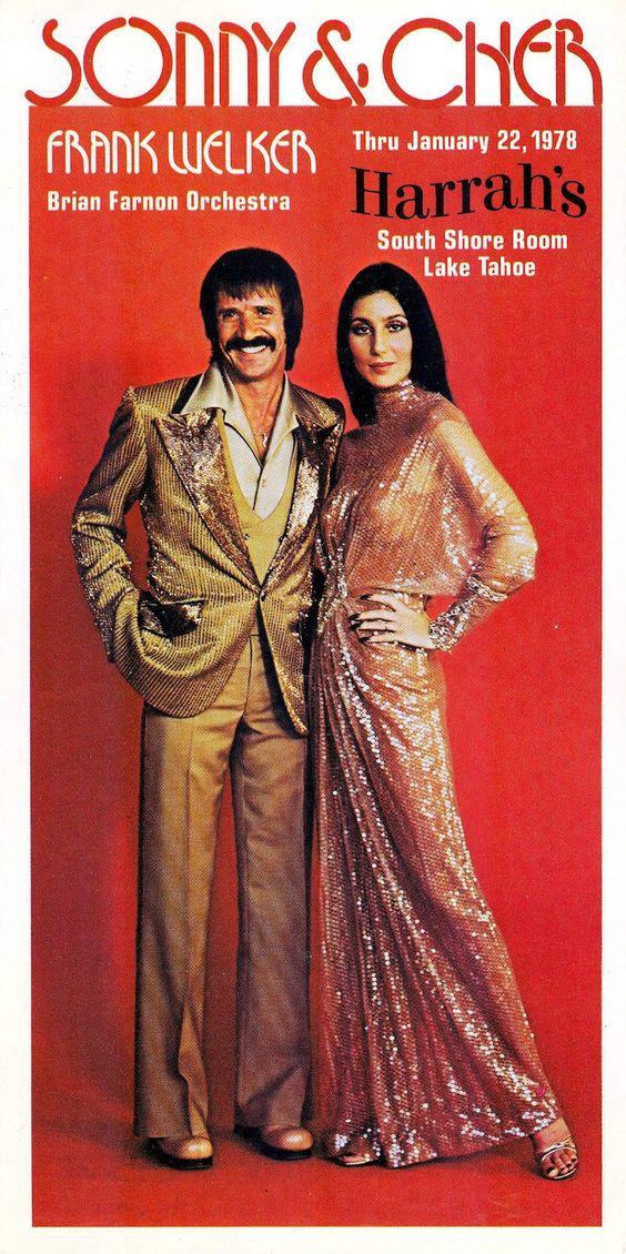 Sonny & Cher, Harrah's Lake Tahoe, 1978:
