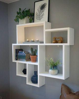 Modern 100 Corner Wall Shelves Decoration 2019 2b 25281 2529 Wall Shelves Design Wall Shelf Decor Bookshelf Design