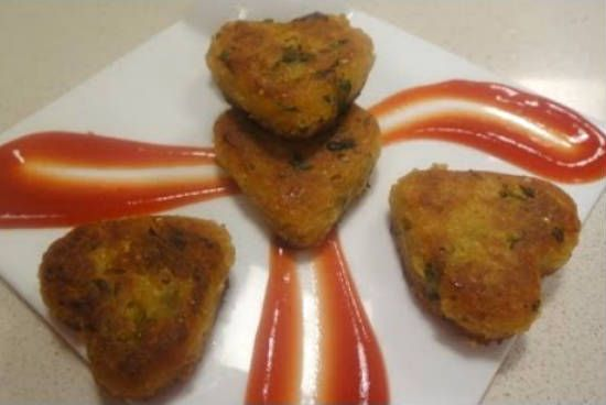 Bread Cutlet Simple and easy to make bread cutlets. Perfect for evening snacks or as a party starter.
