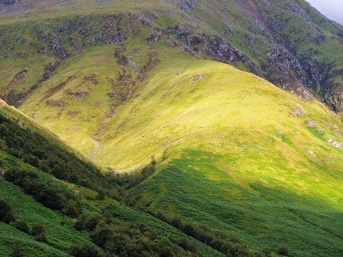 Ben Nevis, le plus haut sommer de Grande Bretagne.