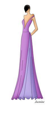Disney Fashion: Jasmine