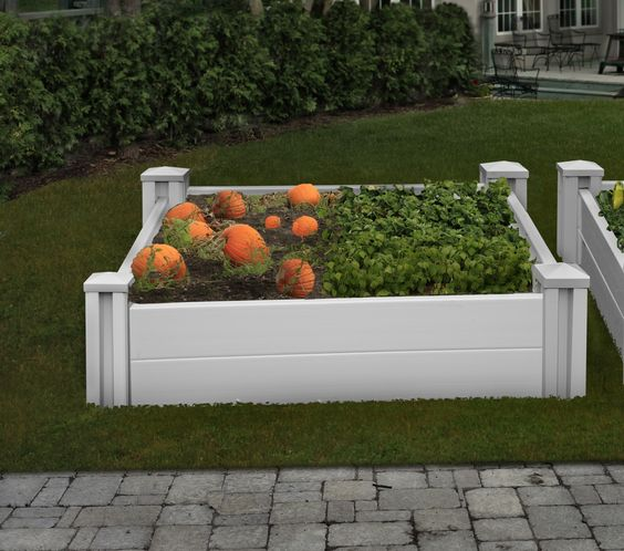 Sutton Rectangle Raised Garden Bed | Wayfair