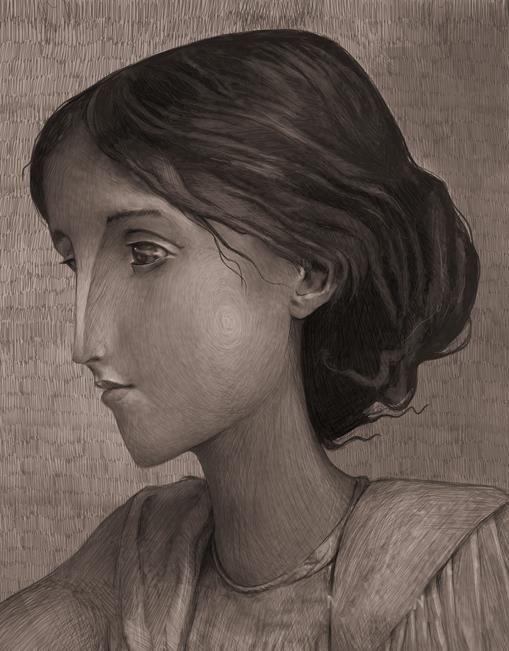 Virginia Woolf | Antonio Lorente: