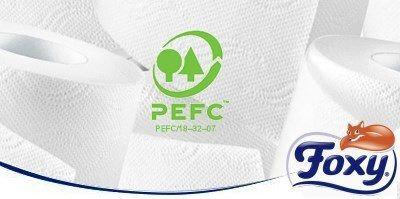 ¿Sabes lo que significa el logotipo PEFC en nuestros productos? Con él certificamos que trabajamos con bosques gestionados de forma sostenible. Cuida el medio ambiente y exige productos que contribuyan a mantener un futuro para nuestro planeta.
