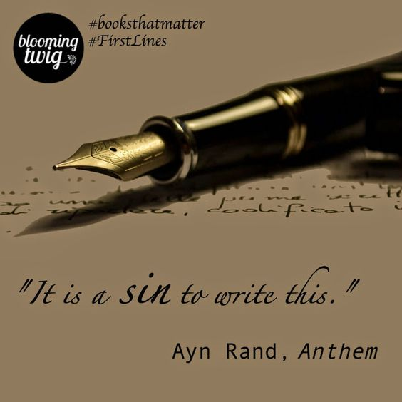 Ayn rand anthem essay contest 2012