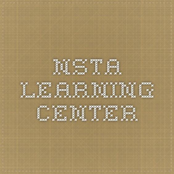 NSTA Learning Center