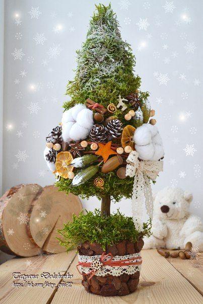 Mala Choinka Do Pokoju Top 25 Ciekawych Pomyslow Na Dekoracje Na Swieta Christmas Decorations Rustic Christmas Cards Handmade Handmade Christmas Decorations