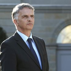 SWITZERLAND: Didier Burkhalter, head of the Department of Foreign Affairs since Novermber 1, 2009.