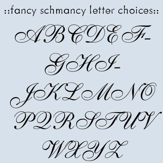 alphabet letters | Fonts Fancy Script Dominic Vasquez | Graffiti ...