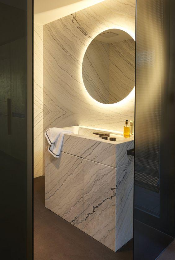 Flawless Modern Bathroom