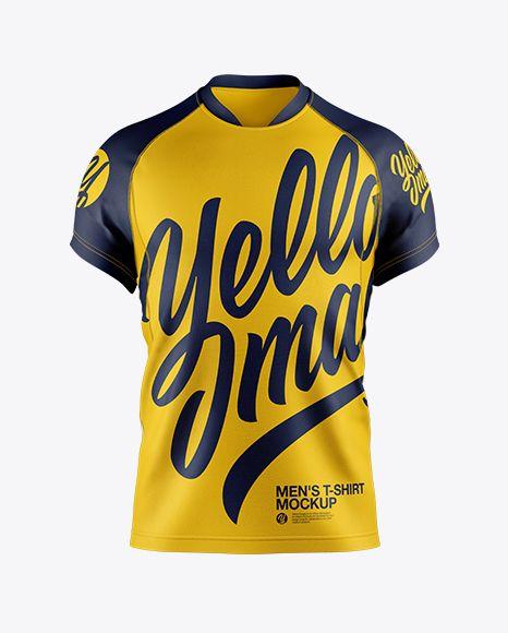 Download Men S Soccer Jersey Mockup In Apparel Mockups On Yellow Images Object Mockups Shirt Mockup Design Mockup Free Clothing Mockup