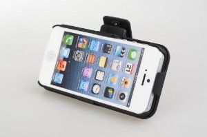 Apple iPhone 5 Slim Protective Cover Case with Clip - Black by PARASOL. $19.99. High Quality and 100% Brand New.