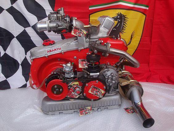 ABARTH ESSEESSE FIAT 500 #fiat