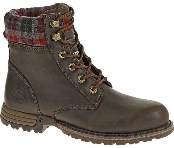 Womens Kenzie Steel Toe Work Boot - Women's - Steel Toe Work Boots - P90392 | CatFootwear