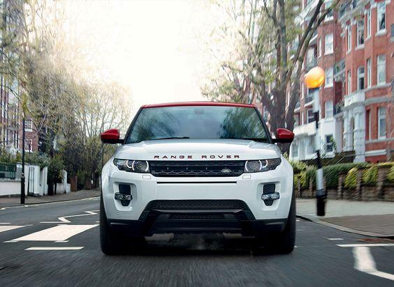 Land Rover dévoile la série limitée British Edition 2 du Range Rover Evoque - via Jaguar Land Rover Fréjus www.jaguarlandrover-cotedazur.com