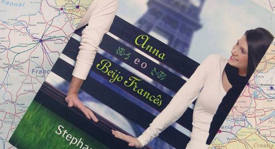 """""""Anna e o beijo francês"""": motivos para você ler agorinha! http://delamila.com/5-motivos-anna-e-o-beijo-frances/"""