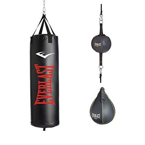 Everlast 3 Piece Heavy Bag Kit 100 Lb Everlast Https Www Amazon Com Dp B07fw2mctt Ref Cm Sw R Pi Dp U X 4aw5dbg224qvd Heavy Bags Boxing Bags Everlast