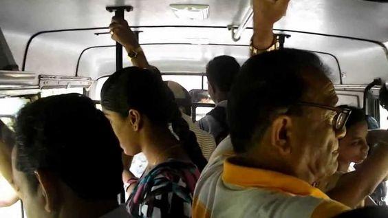 Welcome to India... (fast version!) Atenção: há pessoas que vivem de modo diferente, nomeadamente em Goa....