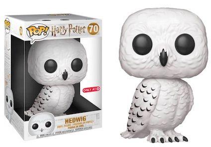 >70. Hedwig 10'' Hat Funko Pop