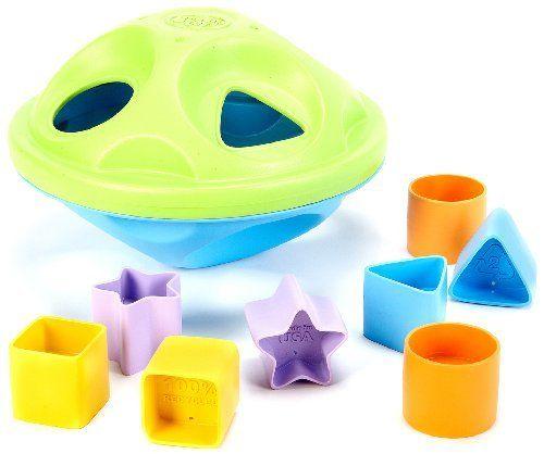 Green Toys Shape Sorter Baby Toy by Green Toys, http://www.amazon.com/dp/B00BN6QAWM/ref=cm_sw_r_pi_dp_nhnssb0VAXDHR