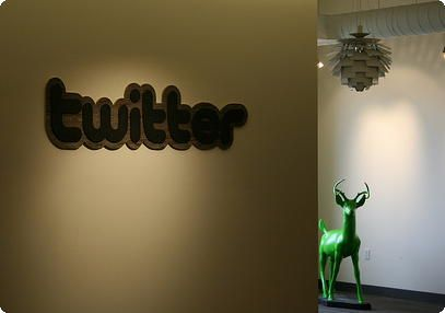 Sede do Twitter irá ser remodelada