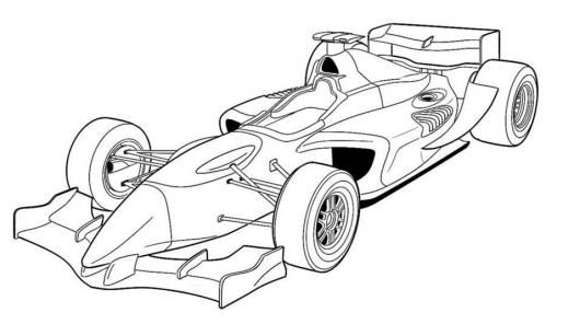 Formula 1 Dibujos Para Colorear Coloring Pages Cars Coloring Pages Color