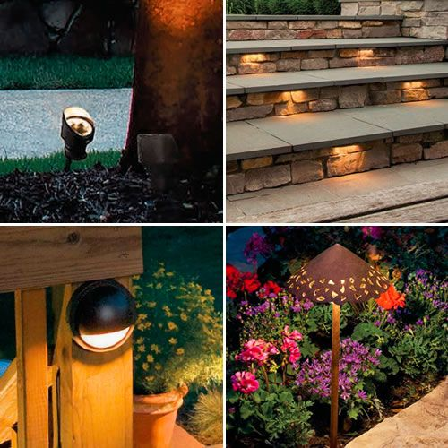 Landscape Lighting Plan My Design42 How To Light It Next Decide How To Light There Landscape Lighting Landscape Lighting Kits Landscape Lighting Design