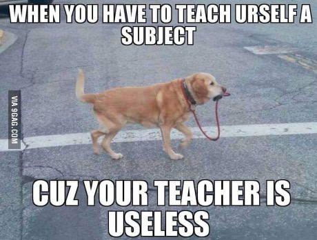 Teachers nowadays