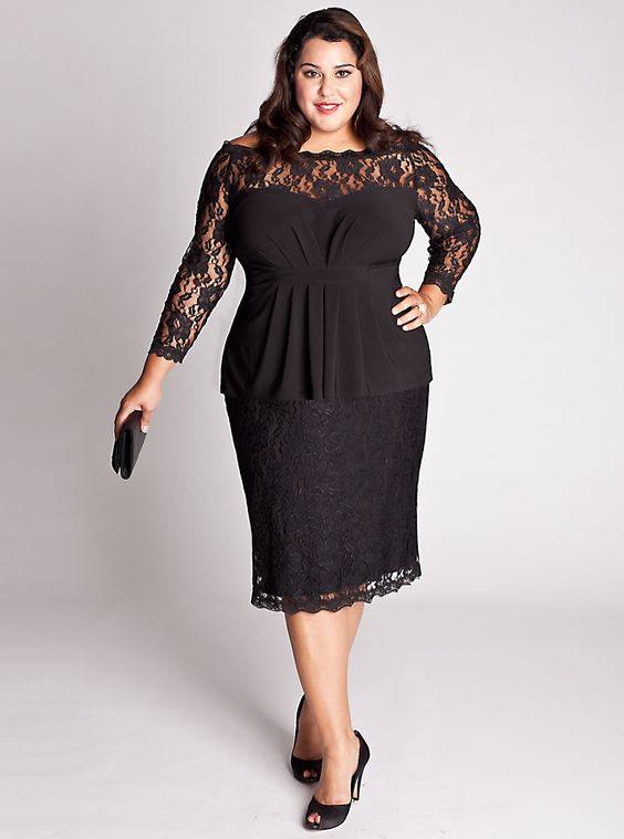 Cocktail Dresses for Older Women  plus size cocktail dresses ...