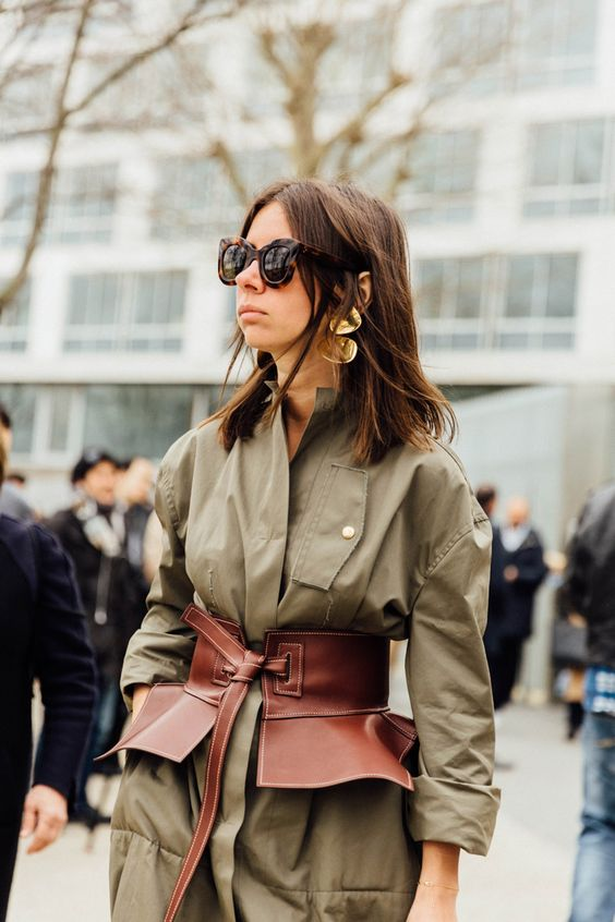 Street style Paris Fashion Week, marzo 2017 © Icíar J. Carrasco: