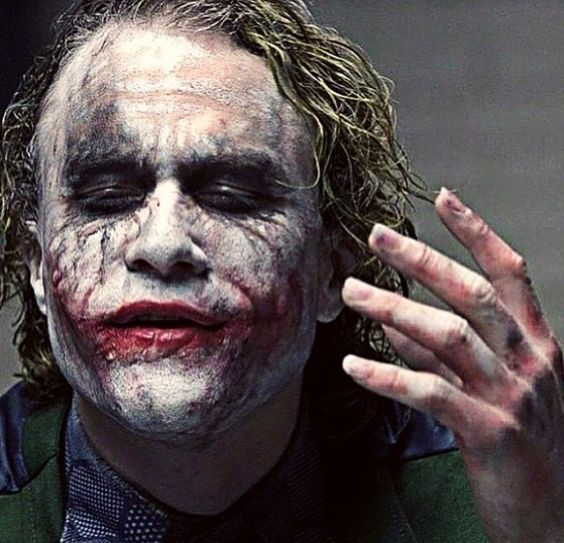 joker the joker heath ledger batman clown princess clown prince of crime mad clown clown dc dc comics dc universe dc villains evil villain super villain ...: