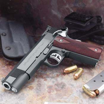1911 Pistol.  Government Carbon Steel 1911 Single Stack Pistol