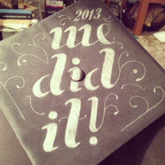 graduation caps graduation and cap d 39 agde on pinterest. Black Bedroom Furniture Sets. Home Design Ideas